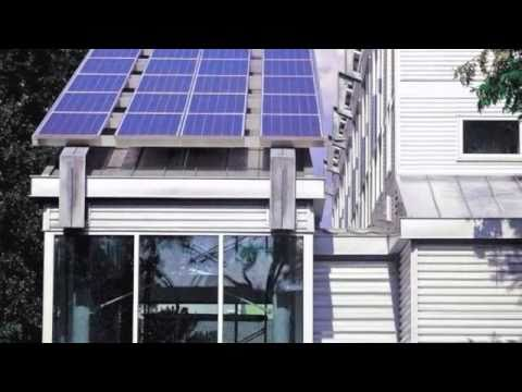 Net-Zero Energy LEED Platinum in Houston