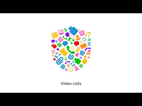 Wire's video call on desktop