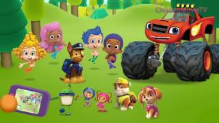 Camp Count & Play Fun Nick Jr. Game for Children Full HD Video