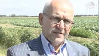 Burgemeester Jan Heijkoop van Oostflakkee