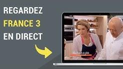 Comment regarder France 3 en direct sur internet ?