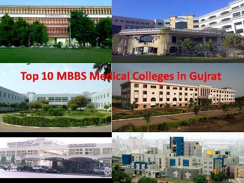 Top 10 MBBS Medical Colleges in Gujrat | India