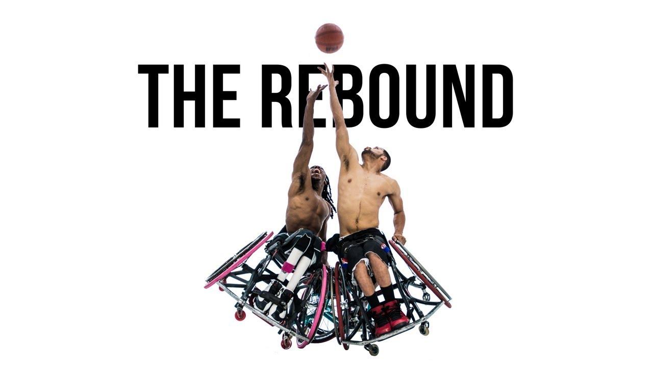 Download The Rebound: Wheelchair Basketball Documentary TRAILER #1