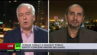 'Tolerance is killing people'  Terror threat is biggest public safety concern among Belgians