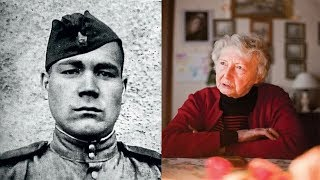 Memories of the Germans of Soviet soldiers.  Military history