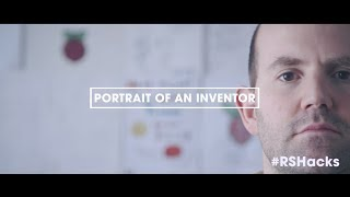 Raspberry Pi 2 | Eben Upton Portrait of an Inventor | RS Components
