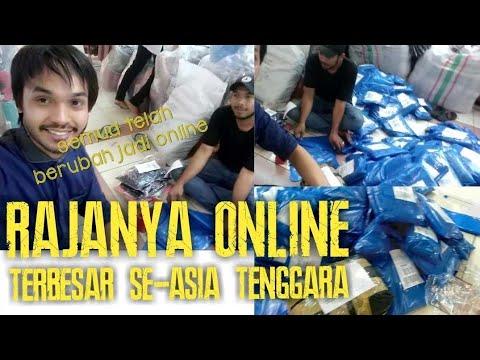 RAJANYA ONLINE TERBESAR SE-ASIA TENGGARA, INSPIRASI BISNIS ...