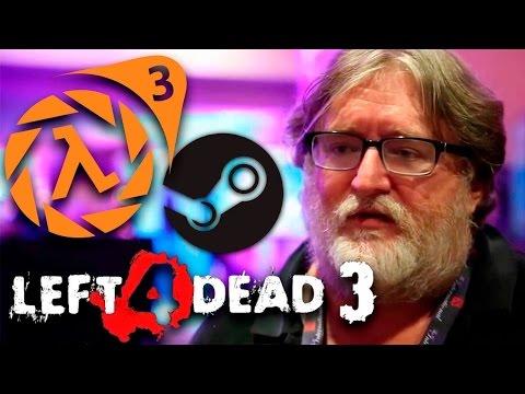la llegada del  LEFT 4 DEAD 3