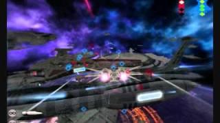 Star Wars Battlefront 2: coruscant space battle