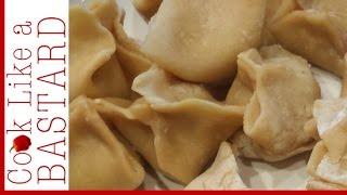 How To Make Manti (turkish Ravioli)