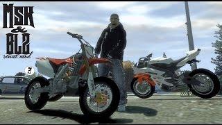 Stunt Bike City 💑 By MSK & BLZ Stunt Mod for GTA IV Trip Total
