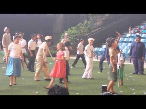 Laie elementary school may day 2016 5th grade