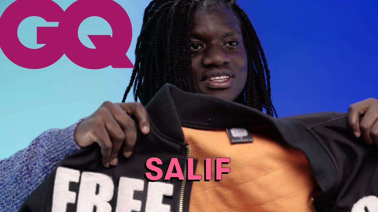 Les 10 Essentiels de Salif Gueye (Jordan, NBA et gyroroue)   GQ