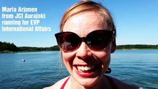 EVP International Affairs - Arjonen - www.mariaarjonen.com