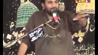 Zakir Ali Raza Khokhar | 13 August 2015 , Zakir Rizwan Majlis E Aza Program