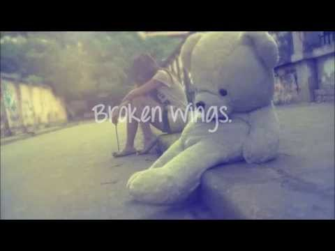 Broken Wings -  Nikki Flores Lyrics