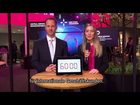 Social Media Post: CeBIT 2017 - 60 seconds mit… Patrick Molck-Ude