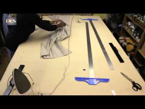 How to make Tuck Valance