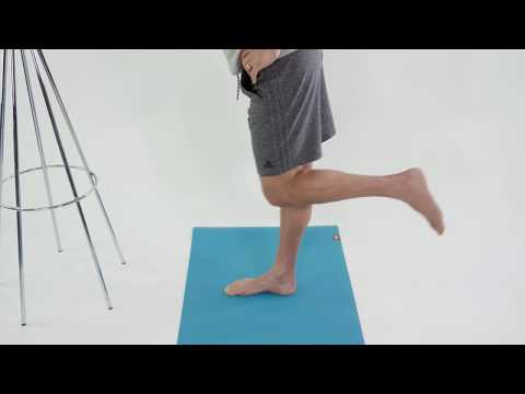 Standing Leg Workout for Strong Knees Knee Stabilization