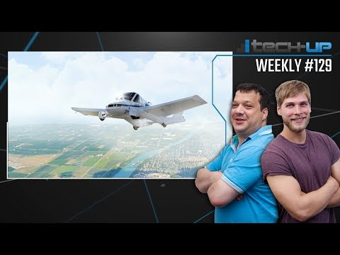 Rundfunkbeitrag Legal? | Android: 4,3 Mrd. Strafe! | Fliegende Autos Ab 2019 - Tech-up Weekly #129