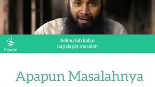 Ust Syafiq Basalamah Apapun Masalahnya Harkan Sajadahmu
