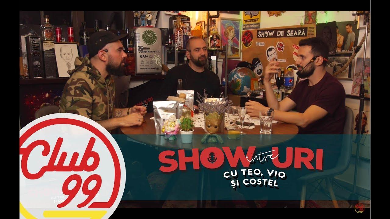 Podcast #291 | Viermi, greieri și tequila cu Mocanu | Între showuri cu Teo și Vio