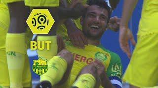 But Léo DUBOIS (24') / RC Strasbourg Alsace - FC Nantes (1-2)  / 2017-18