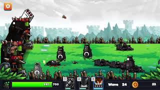 STICKMAN SHOOTER GAME WAVE 21-30 WALKTHROUGH