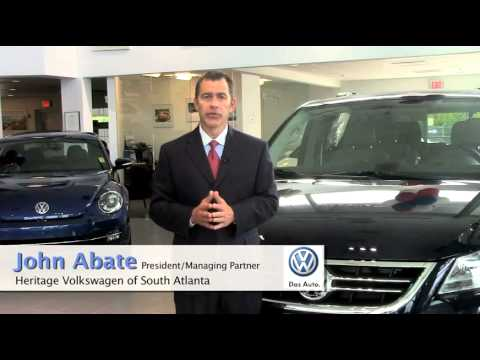 Free Airport Parking Program with Heritage Volkswagen of South Atlanta
