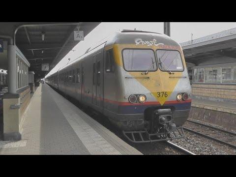 MS80 (Break) vertrekt van station Brussel Zuid!