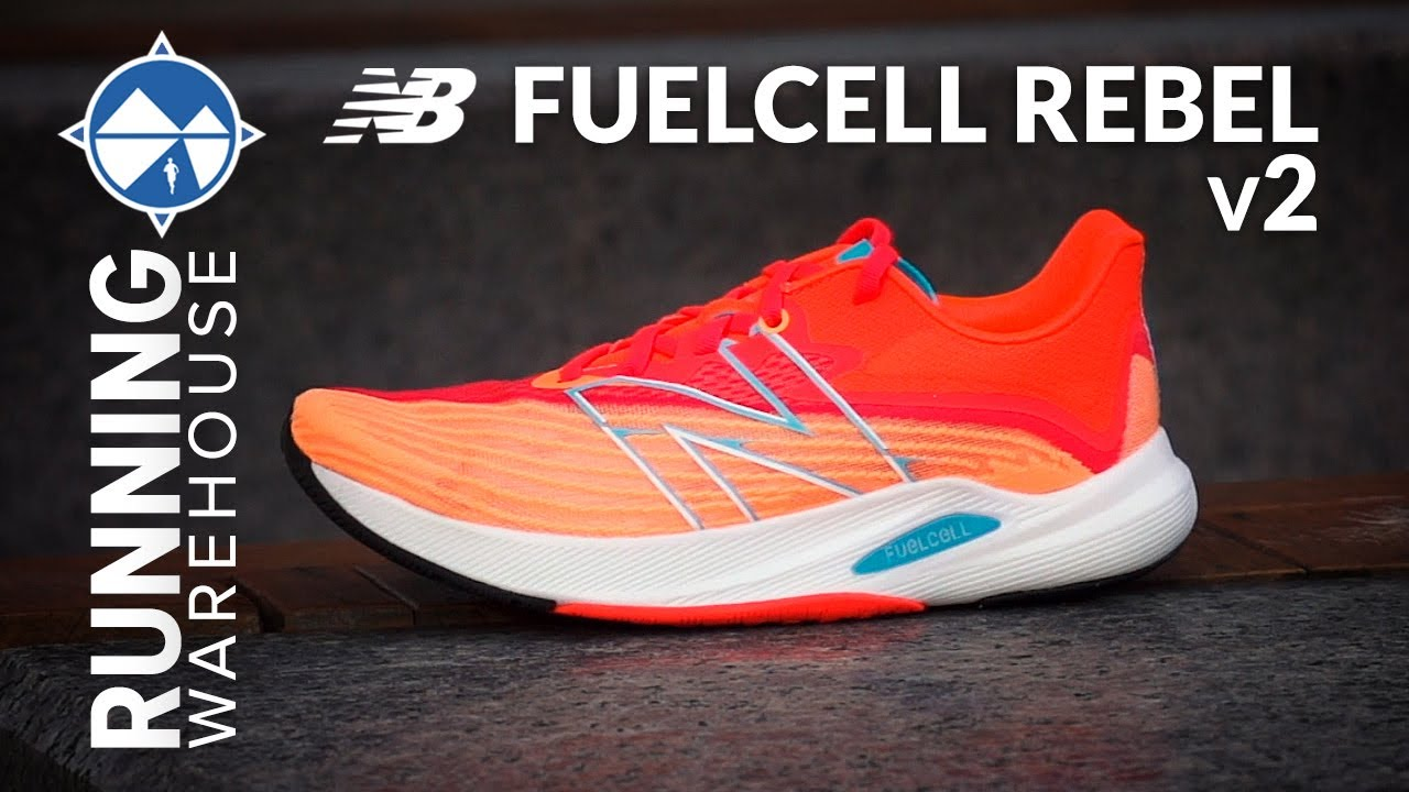 New Balance FuelCell Rebel v2 Designer Deep Dive | Lightweight Performance Shoe of the Year??