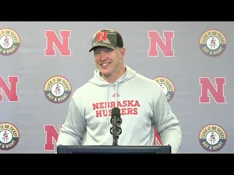 HOL HD: Scott Frost Illinois Post Game comments