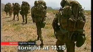 Australian Troops land East Timor (1999)