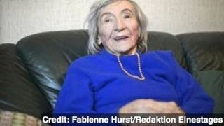 Hitler's Food Taster Tells Her Story At 95 Years Old