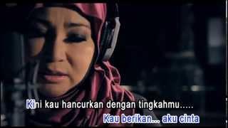 Takdir Cinta by Ramlah Ram feat Ana Syuhada (Karaoke Version) @Studio Music Video [MTV]