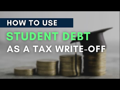 Student Debt!! Can It Be A Tax Write-Off?  | Mark J Kohler | CPA | Attorney