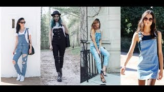 Denim Overalls Outfits LOOKBOOK & Fashion Trends