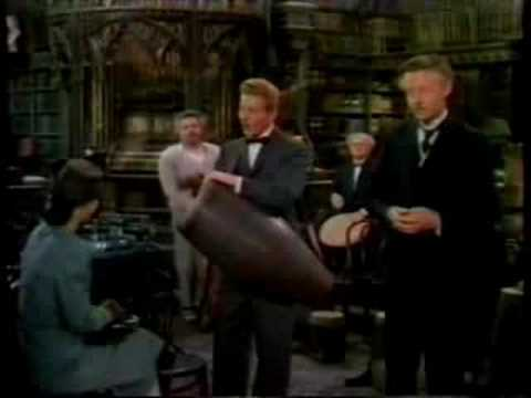 Mary Field with Danny Kaye in A Song is Born