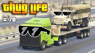 GTA 5 ONLINE : THUG LIFE AND FUNNY MOMENTS (WINS, STUNTS AND FAILS #70)