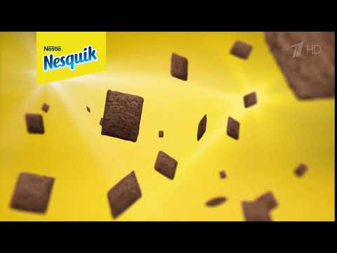 Nesquik Banana Crush - Реклама