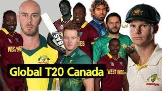 Global T20 Canada: Complete Squads | Sports Tak