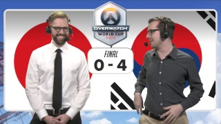 Video Overwatch World Cup Korea 2018 - Day 2 download MP3, 3GP, MP4, WEBM, AVI, FLV Agustus 2018