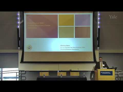 """Yale Day of Data 2015: Chaitan Baru, """"Data Science R&D: Current Activities, Future Directions"""""""
