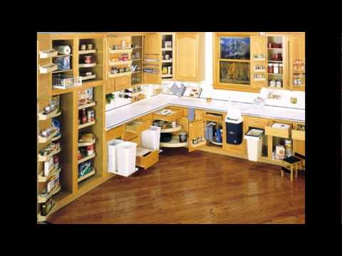 Kitchen Cupboard Accessories Youtube