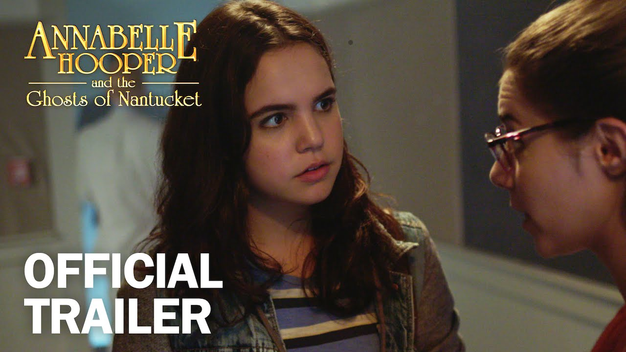 Annabelle Hooper & the Ghosts of Nantucket - Official Trailer - MarVista Entertainment