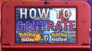 PKHeX: Complete Guide to Generating Pokemon on Nintendo 3DS - Sun and Moon, ORAS, X &Y! (Homebrew)