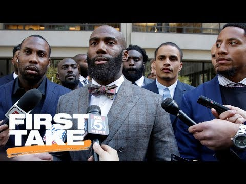 Molly Qerim: NFL protests were potentially sold for $89M | Final Take | First Take | ESPN