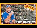 TOY HUNT!!! | No-one Can See JOHN CENA | WWE Mattel Wrestling Figure Hunting Fun #87