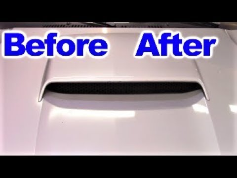 How to Buff and Polish a Single Stage Automotive Paint Job for Custom Wet Look