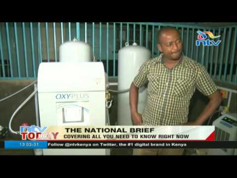 Trans Nzoia County government makes changes in the Kitale County Referral hospital